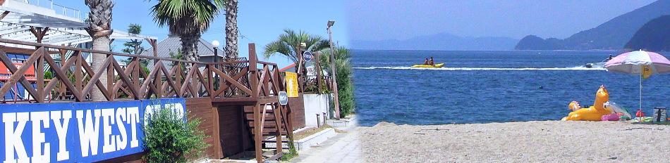 小豆島オリーブビーチ